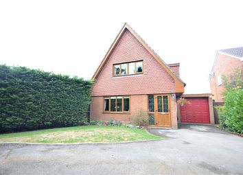 Thumbnail 3 bed detached house for sale in The Chase, Calcot, Reading