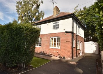 Thumbnail 3 bed detached house for sale in Ring Road, Moortown, Leeds, West Yorkshire