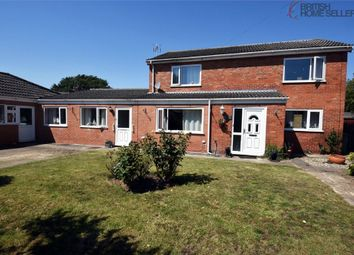 Thumbnail 5 bed detached house for sale in Old Chapel Road, Freethorpe, Norwich, Norfolk