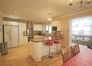 Thumbnail 3 bed detached house for sale in Wickham Way, Puckeridge, Ware