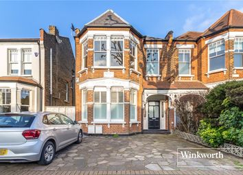 Thumbnail 3 bed flat for sale in Redbourne Avenue, Finchley, London
