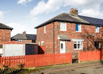 Thumbnail 3 bed semi-detached house for sale in 75 Peel Street, Carlisle, Cumbria