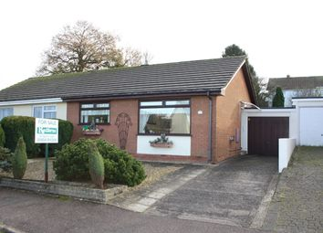 Thumbnail 2 bedroom semi-detached bungalow for sale in Cotfield Close, Honiton
