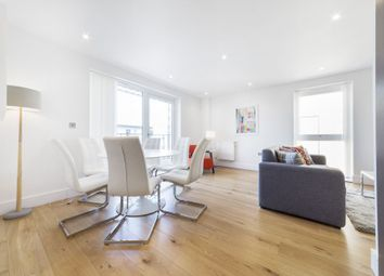 Thumbnail 3 bed flat to rent in Arrandene Apartments, Silverworks Close, Colindale, London