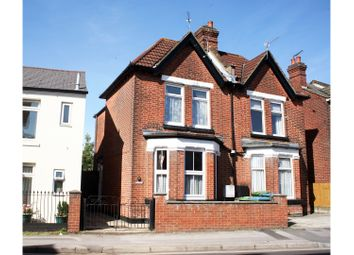 Thumbnail 2 bed semi-detached house for sale in Grove Road, Shirley, Southampton