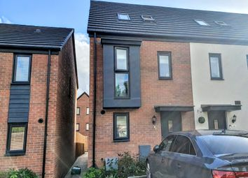 Thumbnail 3 bedroom terraced house to rent in Cei Tir Y Castell, Barry