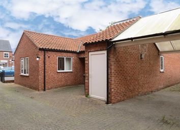 Thumbnail 3 bed detached bungalow for sale in Carre Street, Sleaford