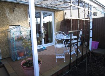 Thumbnail 2 bed terraced house for sale in Heol Brychan, Bargoed