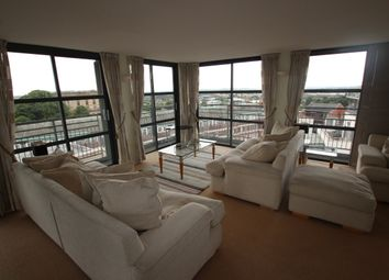 Thumbnail 3 bed flat to rent in The Arena, Standard Hill, Nottingham