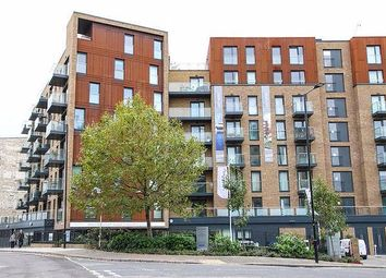 Thumbnail 2 bed flat for sale in Marine Wharf East, Plough Way, London