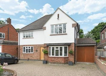 Thumbnail 4 bed detached house for sale in Malmains Way, Beckenham