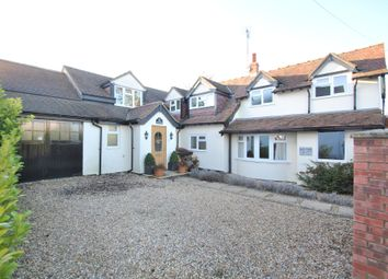 Thumbnail 4 bed detached house for sale in Swiss Cottage, Quat Goose Lane, Swindon Village, Cheltenham