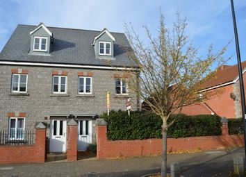 Thumbnail 3 bed semi-detached house for sale in Worle Moor Road, Weston Village, Weston-Super-Mare