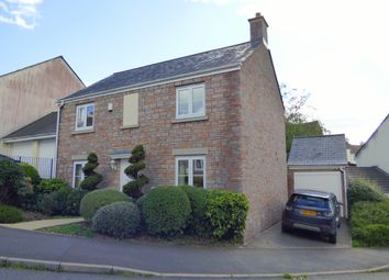 Thumbnail 4 bed detached house for sale in Broadpark, Okehampton