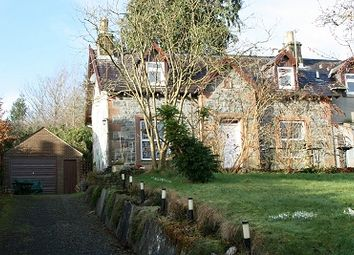 Thumbnail 4 bed detached house for sale in Gertrude Cottage, Cunninghame Terrace, Newton Stewart