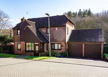 Thumbnail 4 bed detached house for sale in Salcey Close, St. Leonards-On-Sea, East Sussex
