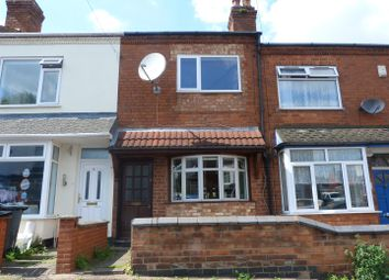 Thumbnail 3 bed terraced house for sale in Shirley Road, Kings Norton, Birmingham