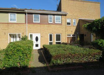 Thumbnail 3 bed terraced house for sale in Lessingham, Orton Brimbles, Peterborough