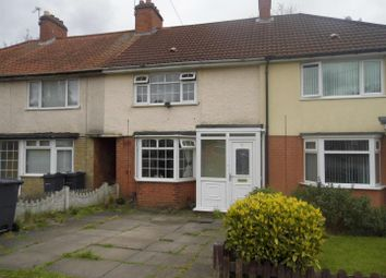 Thumbnail 2 bedroom town house for sale in Denaby Grove, Birmingham