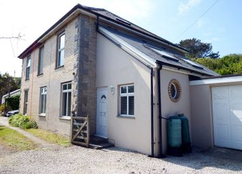Thumbnail 2 bedroom semi-detached house for sale in Station Road, Perranporth