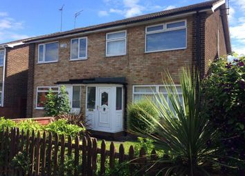 Thumbnail 3 bed semi-detached house for sale in Jendale, Sutton Park, Hull