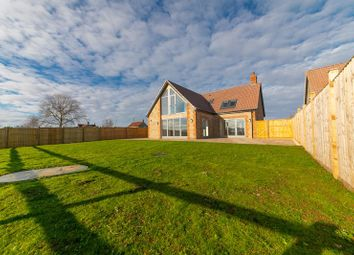 Thumbnail 5 bed detached house for sale in Windmill Lane, Pibsbury, Langport