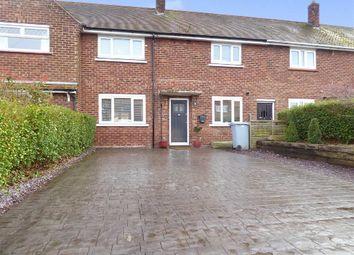 Thumbnail 3 bedroom terraced house for sale in Adlington Road, Crewe