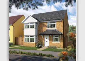"Thumbnail 4 bed detached house for sale in ""The Canterbury"" at West Hill, Wincanton"