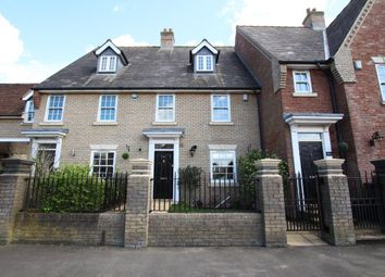 Thumbnail 4 bed town house for sale in Cambridge Road, Ely, Cambridgeshire