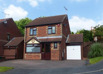 Thumbnail 3 bed detached house for sale in Pine Walk, Castle Gresley