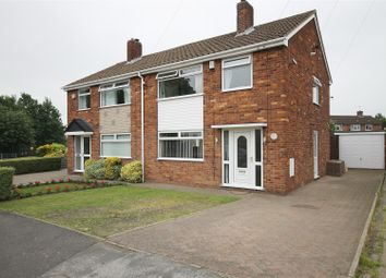 Thumbnail 3 bed semi-detached house for sale in Totley Mount, Brimington, Chesterfield