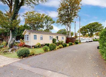 Woodpecker Lane, Deanland Wood Park, Golden Cross BN27. 1 bed mobile/park home for sale