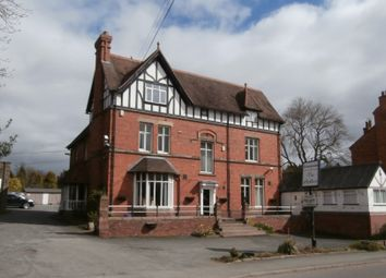 Serviced office to let in The Hollies, Chester Road, Whitchurch, Shropshire SY13
