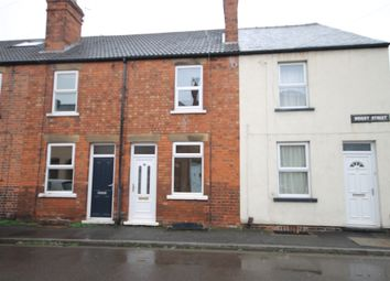 Thumbnail 2 bed terraced house for sale in Wright Street, Newark, Nottinghamshire.