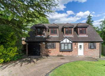 Thumbnail 4 bed detached house for sale in Sheraton Court, Chatham, Kent