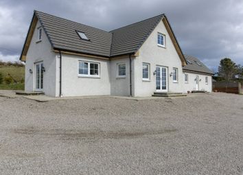Thumbnail 5 bed property for sale in 198 Lednabirichen, Dornoch, Dornoch, Highland