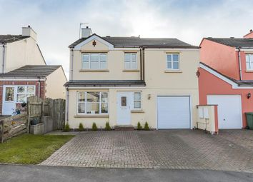 Thumbnail 4 bed link-detached house for sale in Abbots Close, Abbotswood, Ballasalla, Isle Of Man