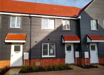 Thumbnail 2 bed terraced house for sale in Cashmere Drive, Andover, Hampshire