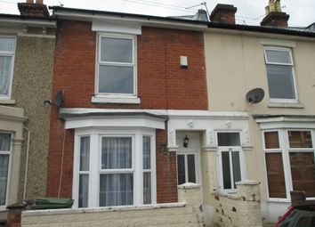 Thumbnail 3 bed terraced house to rent in Aylesbury Road, Portsmouth