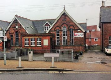 Thumbnail Commercial property for sale in Former School Building, Mill Street, Clowne, Chesterfield, Chesterfield