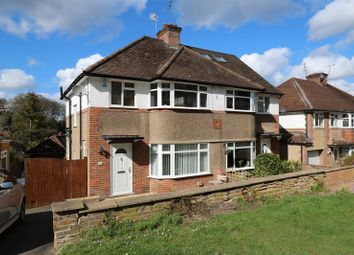 Thumbnail 3 bed semi-detached house for sale in Keep Hill Drive, High Wycombe