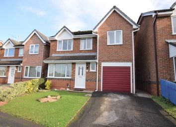 Thumbnail 5 bed detached house for sale in Alsager Close, Oakwood