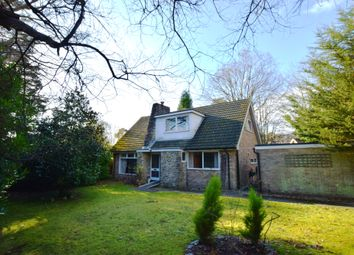 Thumbnail 4 bed detached house for sale in Reading Road South, Church Crookham, Fleet