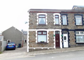 Thumbnail 3 bed end terrace house for sale in Augustus Street, Ynysybwl, Pontypridd
