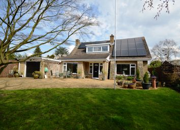 Thumbnail 4 bed detached house to rent in Cedar Grove, North Runcton, King's Lynn