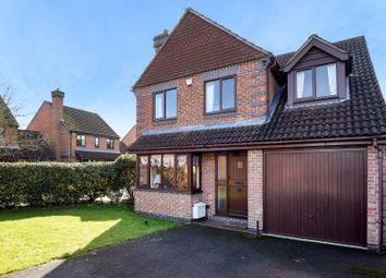 Thumbnail 4 bed detached house for sale in Winston Close, Spencers Wood, Reading