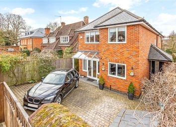 Thumbnail 3 bed detached house for sale in Mill Road, Marlow, Buckinghamshire