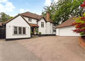 Chorleywood Road, Rickmansworth WD3. 4 bed detached house