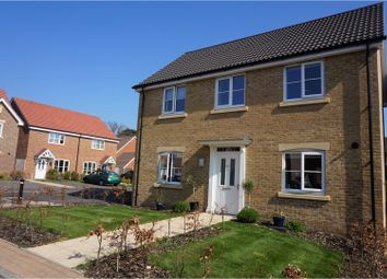 Thumbnail 3 bed detached house for sale in Jellicoe Drive, Sarisbury Green