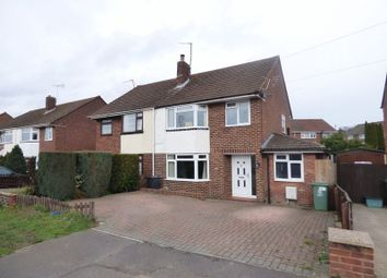 Thumbnail 3 bedroom semi-detached house for sale in Grange Road, Tuffley, Gloucester
